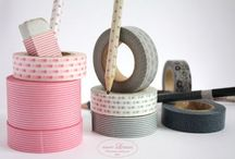 Washi Tape Addiction / by Jane LaFazio