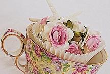Tea Time / by Martha Artyomenko