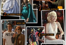 Halloween on TV / by Celebrity Style Guide