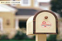 Mailbox Change!