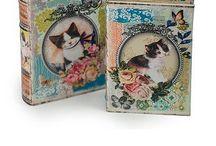 I ❤ animals: regalo y decoración / Artículos de regalo o casa con ilustraciones de animales  Nueva colección 2017