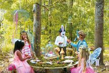 Tea Party / A little girls 12th B'day