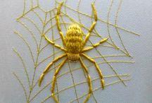 Beading Spiders