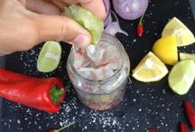 CEVICHE | Healthy Inspiration / I am crazy about Raw food.