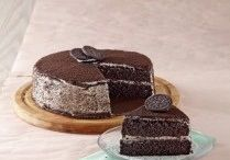 CAKE COKLAT OREO