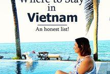 Vietnam Accommodations