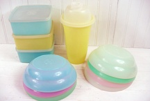 Vintage Tupperware / The tupperware that was in use from The 50's through the 70's / by Dee Sheff