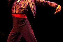 Férfi flamenco ruha