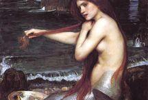 Mermaid Art / by Collette