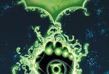 Green lantern / Everything green lantern related