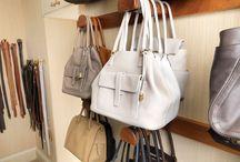 Handtaschen lagern