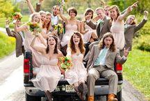 Friends of wedding