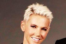 blond kurz