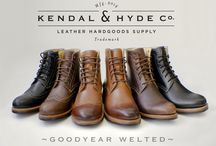 Boots by Kendal & Hyde, Co. / Buy one, give one, serve many.