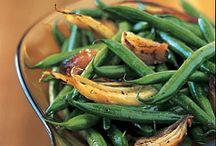 Vegetables &/or Side Dish