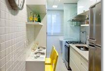 Apartamento - cozinha