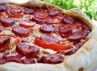 """Pizzas """"maison"""" / Les pizzas ne sont pas compliquées à réaliser alors pourquoi s'en priver ? / by Certi'Ferme"""