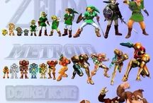Nintendo / Nintendo is the best! My favourite Nintendo characters are King De De De and Princess Daisy!