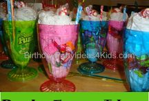 Party ideas for kids / by Susan Mosher