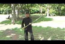 Kung fu - Staff