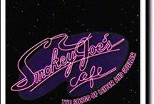 Smokey Joe's Cafe : July 14-19 / by Theatre Under The Stars