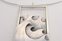 Silver work clay