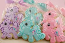My Little Pony / cakes & cookies ideas