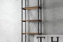 Bookcases / by Gretchen Hunt