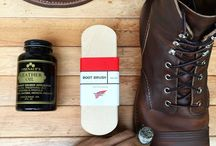 Red wing 8115 iron ranger / Men Fashion
