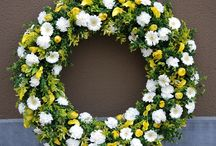 wreaths / by Mrs Baloney