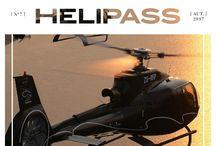 Helipass Inflight magazine
