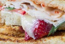 Sandwich... / by Heidi Breen