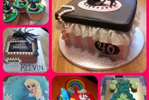 Handmade by me / Cakes, cupcakes, pastery.