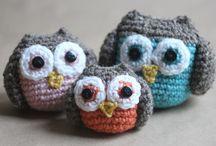 Crochet stuff (AKA Stuff for Emily)
