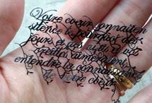 .lettering / Tipografias que brilham aos olhos.