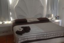 #paraisoguesthouse / Nuestra cama king