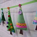 Crafty Christmas decorations