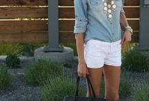 Summer clothes  / by Nikki Mundt