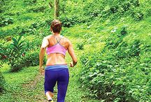 Mountain Trail Running / Photo shoot and website image ideas.