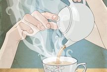 Coffee, Tea and Books / by Cassie Carroll