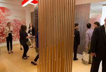 NeoCon 2015 - Showroom Roundup / We scoured The Merchandise Mart to discover new products and ideas from some of our favorite manufacturers at NeoCon 2015.