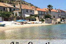 spätsommer in kroatien