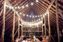 Рустикальная свадьба Лизы