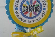 Girl Scout Daisies / by Cheryl Murray Pollard