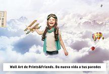 Decoración Prints&Friends
