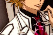 Vampire Knight Aido Hanabusa