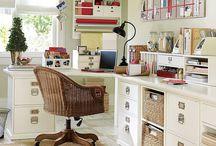 Officespace / by Robin Elizabeth