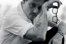 johnny depp photoshoot