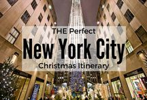new york for christmas