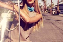 Palm Springs/CV and Fashion / by Sam Wahlstrom
